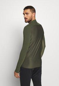 Nike Performance - DRY ACADEMY - Sports shirt - cargo khaki/white - 2