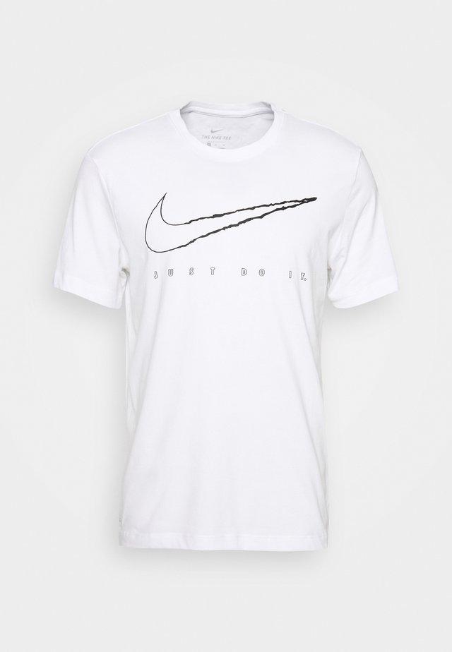 TEE VILL - T-shirts print - white