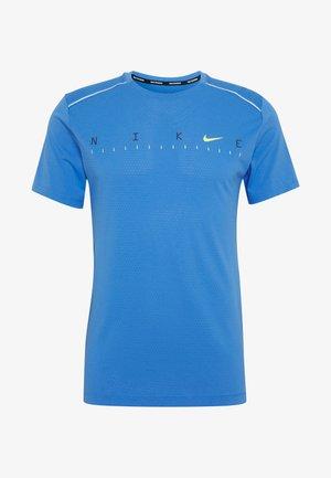DRY MILER - Camiseta estampada - pacific blue