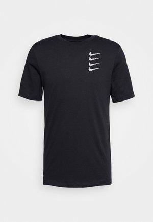 TEE PROJECT  - T-shirt imprimé - black