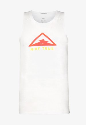 RISE 365 TANK TRAIL - Camiseta de deporte - sail/laser crimson