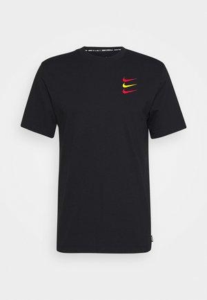 FC TEE - Camiseta estampada - black