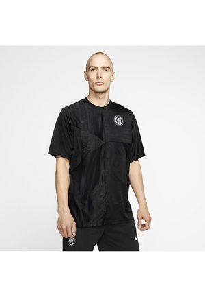 FC HOME - Print T-shirt - black