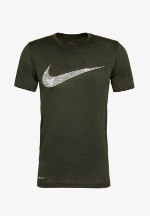 Camiseta estampada - sequoia