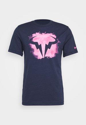 RAFAEL NADAL TEE - T-shirt con stampa - obsidian