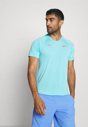 RAFAEL NADAL SLAM - Camiseta estampada - polarized blue/laser crimson