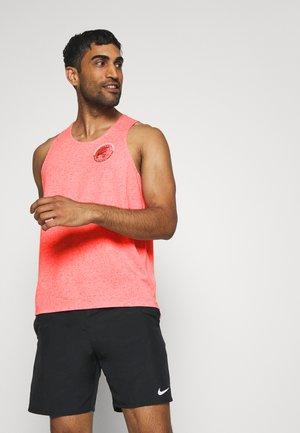 RISE TANK - Camiseta de deporte - multicoloured/reflective silver