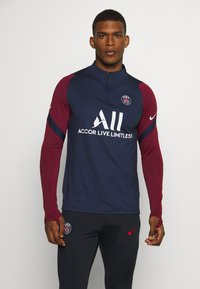Nike Performance - PARIS ST GERMAIN DRY DRILL - Article de supporter - midnight navy/white - 0