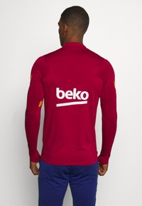 Nike Performance - FC BARCELONA DRY  - Article de supporter - noble red/amarillo - 2