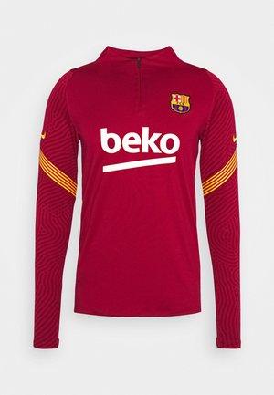 FC BARCELONA DRY  - Klubové oblečení - noble red/amarillo