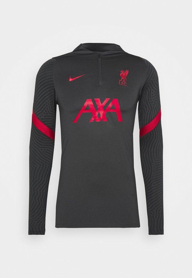 LIVERPOOL FC DRY - T-shirt de sport - anthracite/gym red