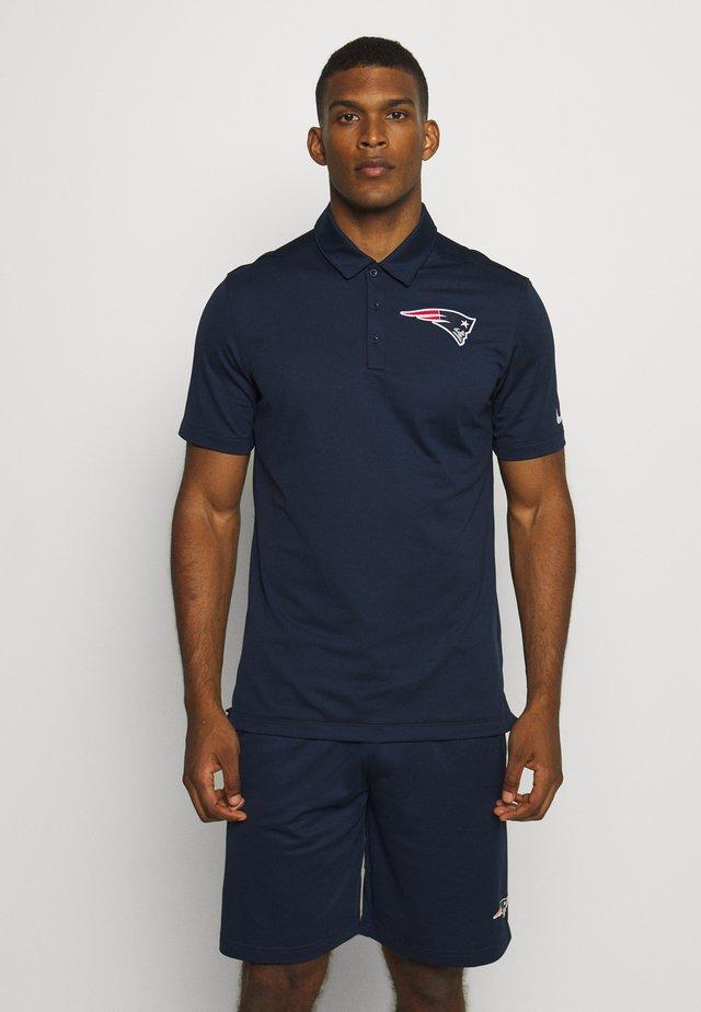 NFL NEW ENGLAND PATRIOTS TEAM LOGO FRANCHISE - Fanartikel - college navy