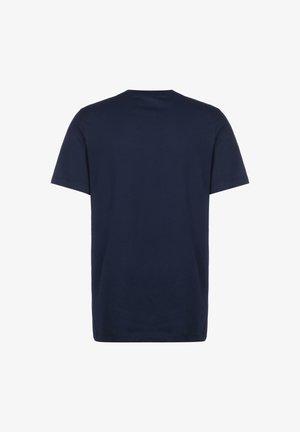 NBA OKLAHOMA CITY THUNDER DRY MANTRA T-SHIRT HERREN - T-shirt print - college navy