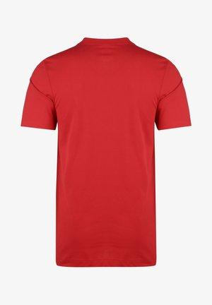 NBA CHICAGO BULLS MANTRA DRY T-SHIRT HERREN - T-shirt print - university red