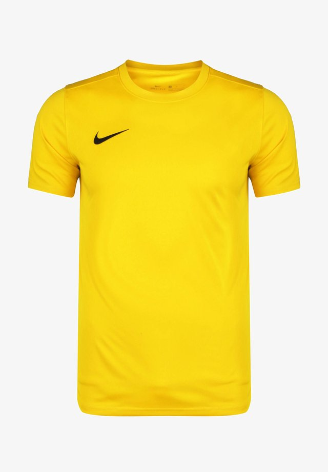 DRI-FIT PARK - Basic T-shirt - tour yellow / black