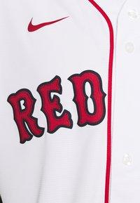 Nike Performance - MLB BOSTON RED SOX HOME - Club wear - white - 2
