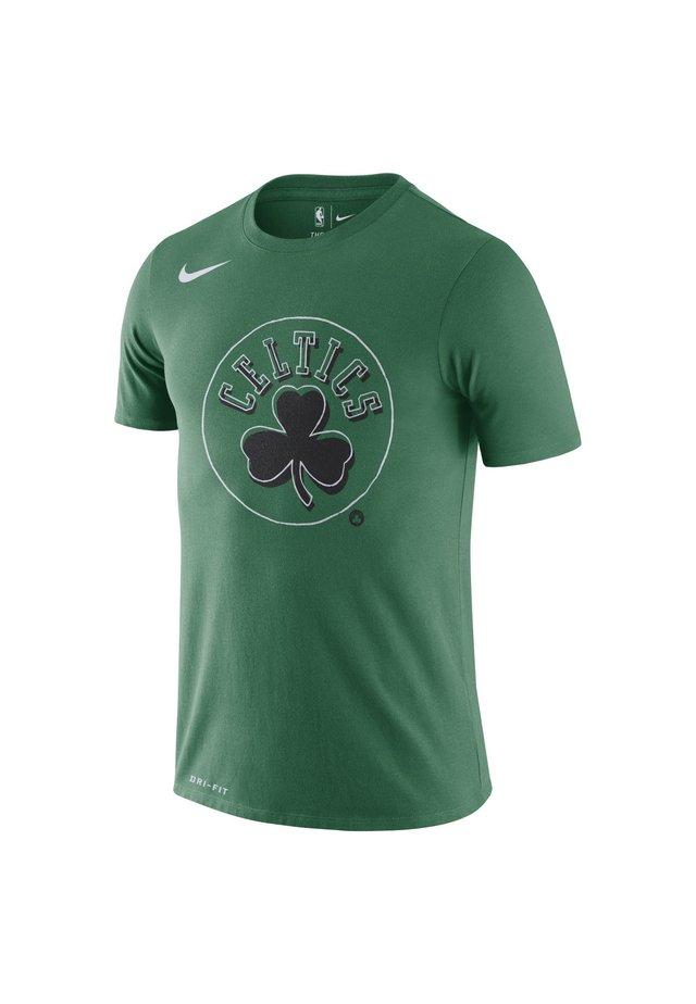 BOSTON CELTICS - Print T-shirt - clover