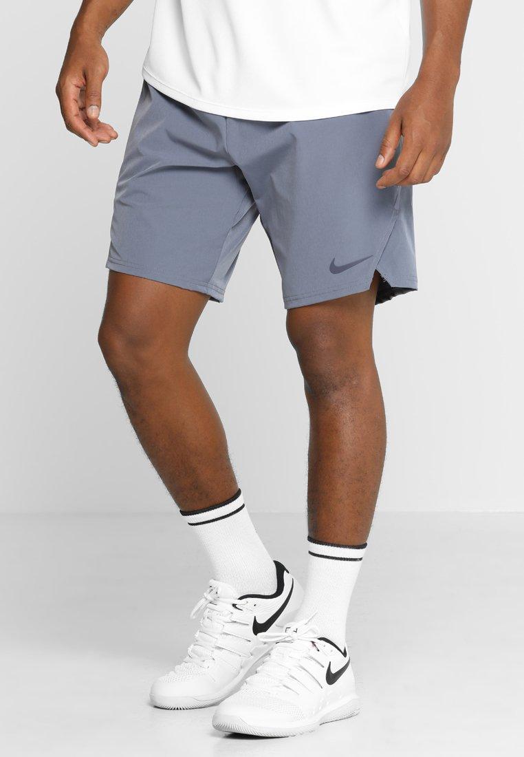 Nike Performance - ACE - Short de sport - light carbon/white