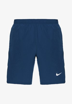 ACE SHORT - Pantalón corto de deporte - valerian blue/white