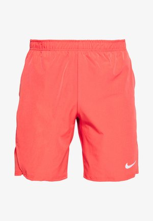 ACE SHORT - Pantalón corto de deporte - ember glow/white
