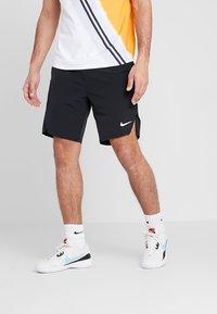 Nike Performance - ACE SHORT - Urheilushortsit - black - 0
