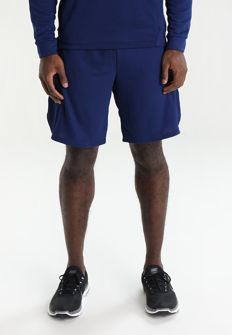Nike Performance - DRY SHORT - kurze Sporthose - blue void/black