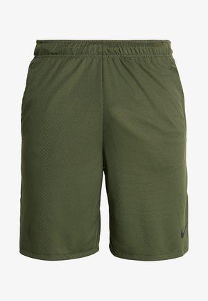 DRY SHORT - Short de sport - cargo khaki