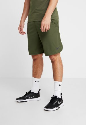 DRY SHORT - Pantalón corto de deporte - cargo khaki