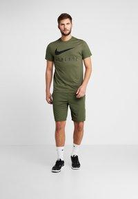 Nike Performance - DRY SHORT - Sports shorts - cargo khaki - 1