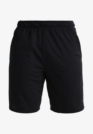 DRY SHORT - Korte sportsbukser - black/dark grey