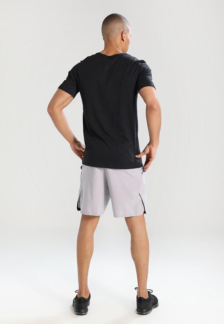 Grey black Performance Short MaxDe Sport Nike Atmosphere Vent gvf7IYby6
