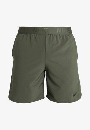 VENT MAX - Short de sport - cargo khaki/black