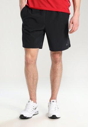 VENT MAX - Sports shorts - black/hematite