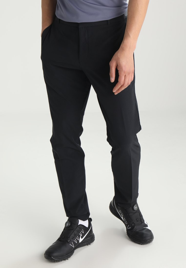 Nike Golf - FLEX PANT SLIM - Stoffhose - black