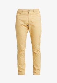 Nike Golf - FLEX PANT SLIM 5 POCKET - Pantalons outdoor - club gold/wolf grey - 3