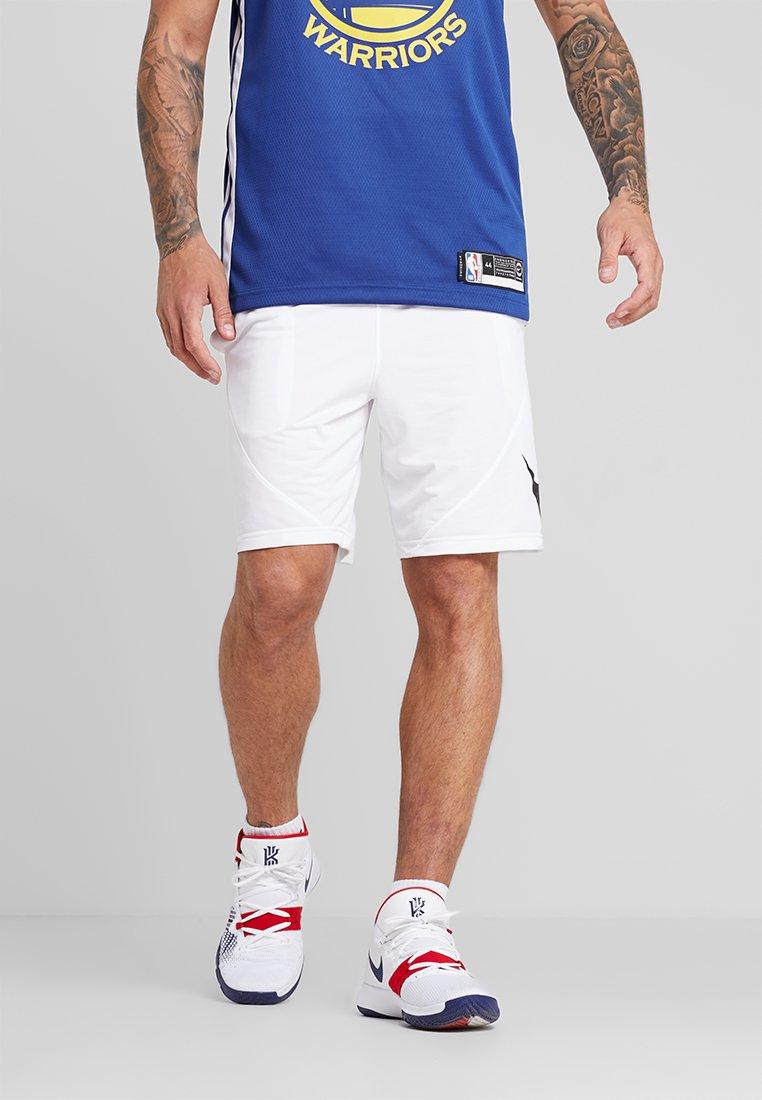 Nike Performance - SHORT - Korte sportsbukser - white/black