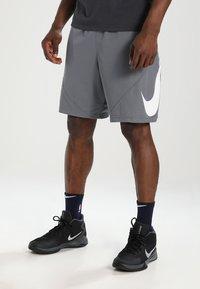 Nike Performance - SHORT - Pantalón corto de deporte - cool grey/cool grey/white - 0