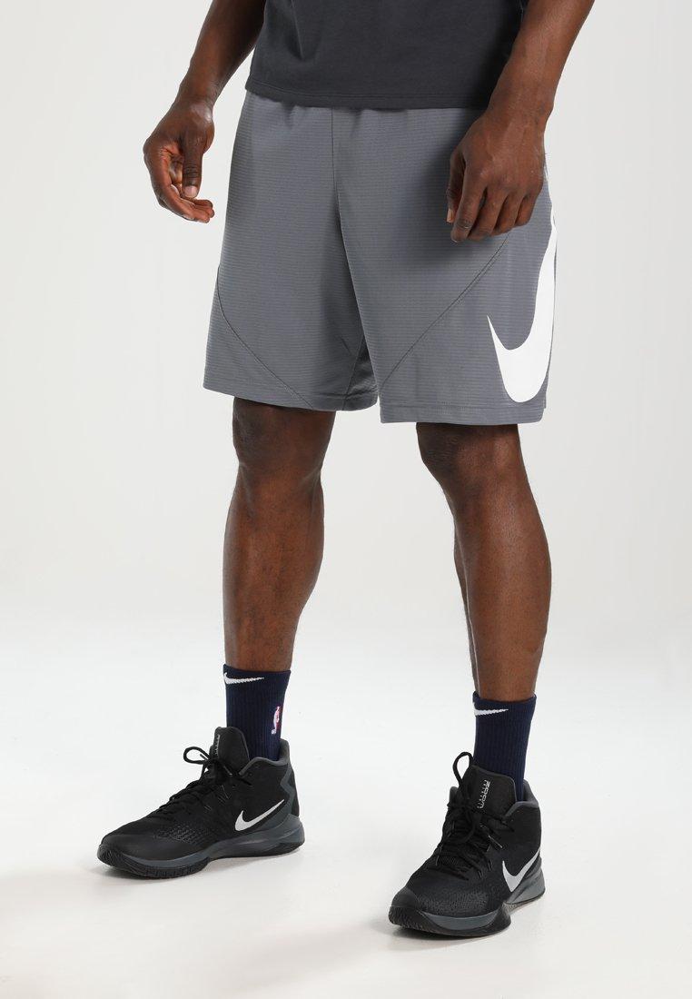 Nike Performance - SHORT - Pantalón corto de deporte - cool grey/cool grey/white