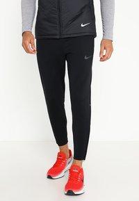 Nike Performance - PHENOM  - Pantalones deportivos - black/reflective black - 0