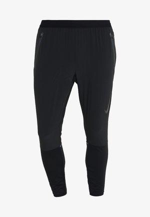 SWIFT RUN PANT - Spodnie treningowe - black/reflective silver