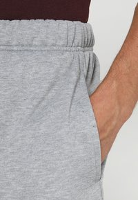 Nike Performance - DRY SHORT  - Träningsshorts - grey heather/black - 3