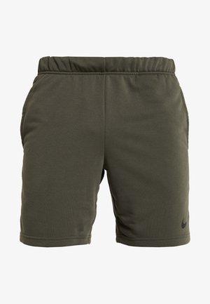 DRY SHORT  - Pantalón corto de deporte - cargo khaki/black