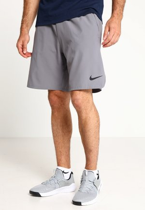 SHORT - Sports shorts - gunsmoke/black