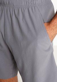 Nike Performance - SHORT - Pantaloncini sportivi - gunsmoke/black - 3