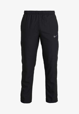 DRY PANT TEAM - Spodnie treningowe - black/hematite