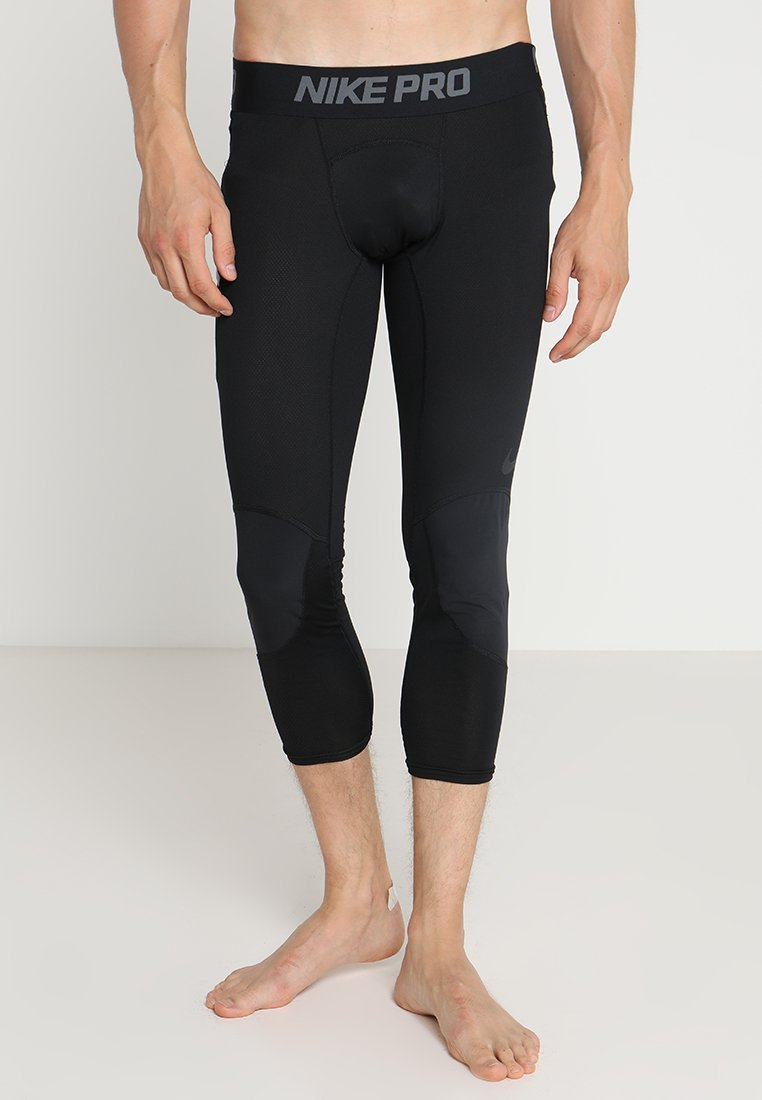Nike Performance - DRY BASKETBALL - Tights - black