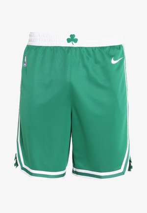 BOSTON CELTICS NBA SWINGMAN SHORT - Träningsshorts - clover/white