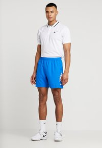 Nike Performance - DRY SHORT - Träningsshorts - signal blue/white - 1