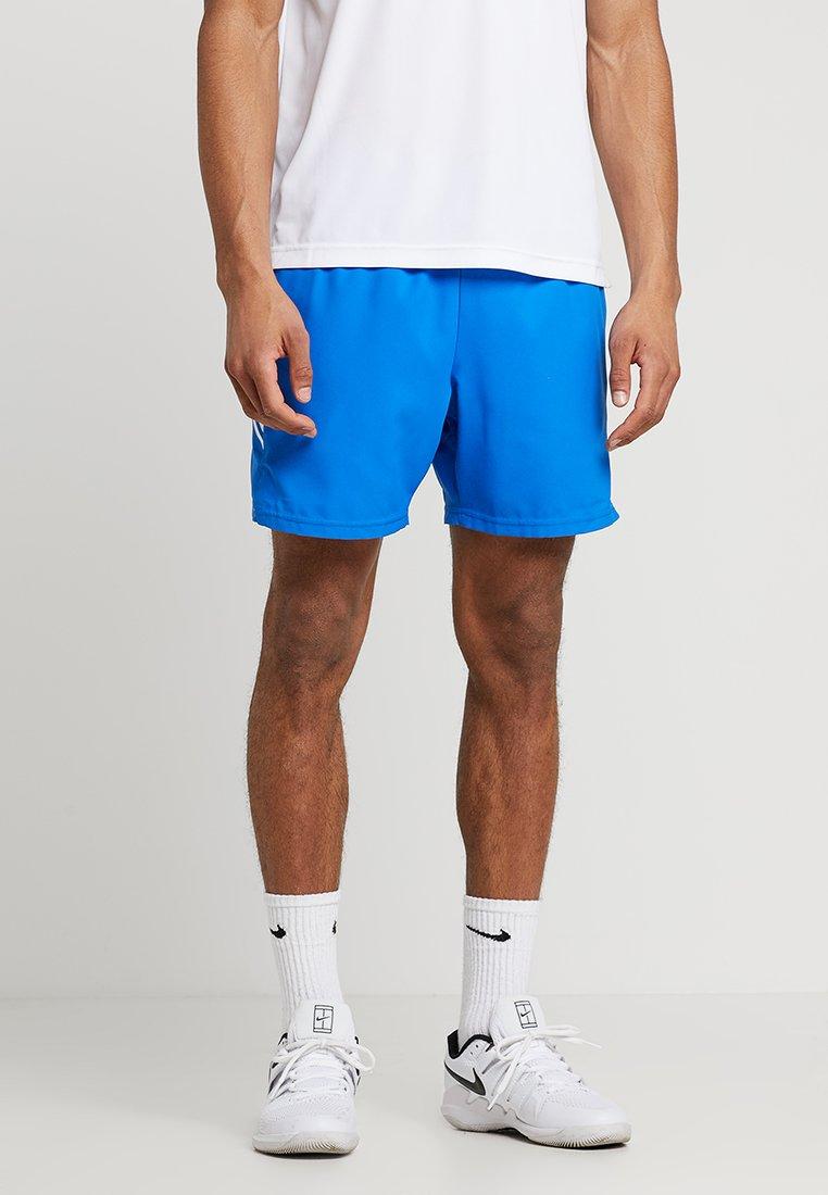 Nike Performance - DRY SHORT - Träningsshorts - signal blue/white