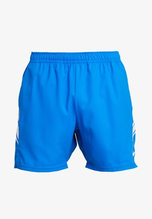 DRY SHORT - Sportovní kraťasy - signal blue/white